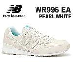ニューバランスWR996newbalanceWR996EAPEARLWHITE靴