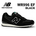 ニューバランスWR996newbalanceWR996EFBLACK靴
