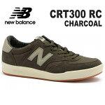 ニューバランスCRT300newbalanceCRT300RCCHARCOAL靴スニーカー