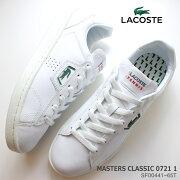 ラコステレディーススニーカーLACOSTEACEMASTERSCLASSIC07211SF00441-65T白スニーカーコート系スニーカー