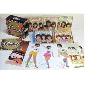 デビュー35周年を迎えるキャンディーズの記念企画!キャンディーズ伝説(CD)