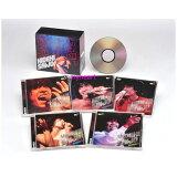 絶叫・情熱・感激/西城秀樹 CD4枚+DVD1枚組西城秀樹DVD