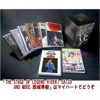 【宅配便通常送料・代引手数料0円】【新品】THE STAGE OF LEGEND HIDEKI SAIJO AND MORE 西城秀樹(DVD)