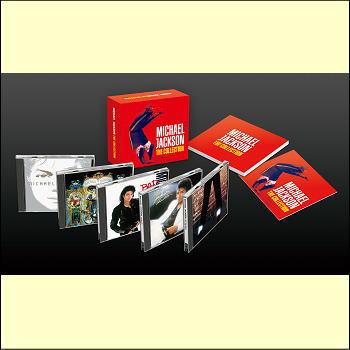 マイケル・ジャクソン「ザ・コレクション」CD-BOX(CD)