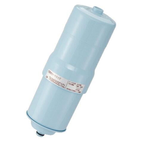 クリナップ(Cleanup)アルカリイオン整水器交換用浄水カートリッジ(TKB6100DCL用)TKB6000C1CL 浄水 カートリッジ 浄水器カートリッジ 交換カートリッジ 交換用カートリッジ