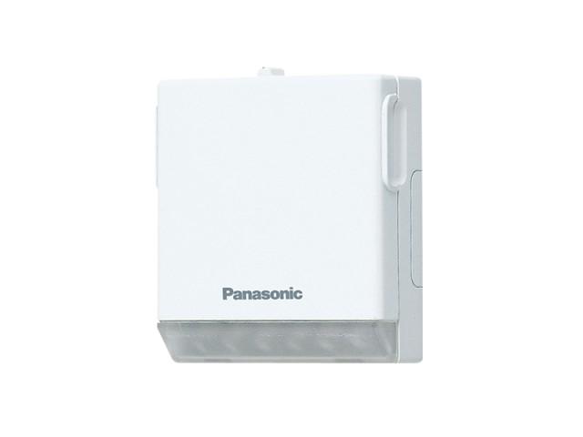 パナソニック(Panasonic) 明るさセンサ付ハンディホーム保安灯(ナイトライト機能付) WTP4087WKP 【5,000円(税抜)以上お買い上げで送料無料!】