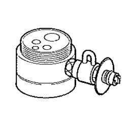 パナソニック(Panasonic)分岐水栓(MYM用)CB-SMA6