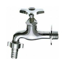 SANEI(三栄水栓) カップリング横水栓(呼び20) Y30V-20