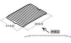 リンナイ(Rinnai)グリル焼き網071-057-000