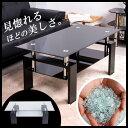 楽天センターテーブル ローテーブル ガラス リビングテーブル ガラステーブル ランキング1位常連 センター 100 ブラック 高級感 ガラス シンプル リビングテーブル モダン 北欧 センターテーブル ローテーブル コーヒーテーブル