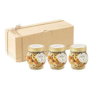 金賞受賞ナッツの蜂蜜漬け200g×3個セット