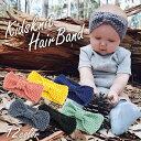 ヘッドバンド ヘアバンド ニットヘアバンド ニット ベビー 赤ちゃん キッズ 髪飾り ベビーヘアバンド 可...