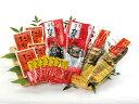 【明神水産】藁焼き鰹たたき2節・トロびんなが鮪たたき2節セット