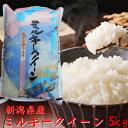 ミルキークイーン 5kg【新潟県産 米】令和2年 2020年 1
