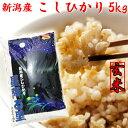 【コシヒカリ 玄米】◇産地直送◇【こしひかり 玄米5kg】新...