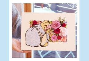 プリザーブドフラワーピーターラビットフラワーお母さん壁掛けスタンドインテリア花母の日結婚祝い結婚記念日結婚式花束贈呈誕生日プレゼントギフト義母うさぎ卯年ウサギ開店祝い開院祝い