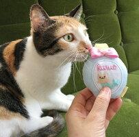 おしゃれ猫のオモチャねこたつねこおもちゃカツオ汁の香水ホタテのアロマプレゼント猫好き誕生日安心おもしろギフトネコお祝い