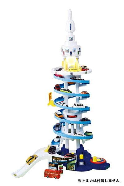 スターウォーズトミカおまけ付 でっかく遊ぼう DXトミカタワー(1セット)799641