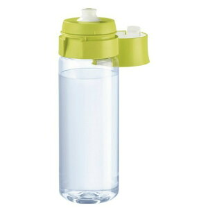BRITA ブリタ フィル&ゴー ライム 直飲み 600ml 携帯用 浄水器 (浄水機能付き携帯ボトル )