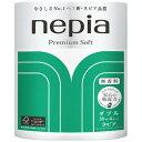 王子ネピア nepia Premium Soft ネピア プレミアムソフト トイレ 4R ダブル 1