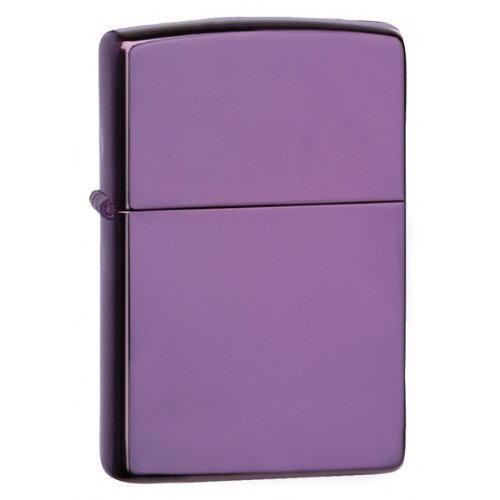 【数量限定】紫色 パープル Abyss #24747 ZIPPO PVD加工