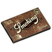 スモーキング ブラウン ペーパー Unbleached 巻きたばこ