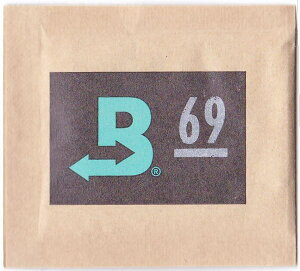 パイプ・手巻きタバコ・葉巻用湿度調整剤【Humidipak 69%】煙草の湿度調整剤 ヒュミディパッ...