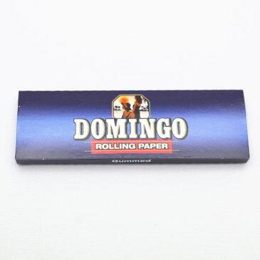 ドミンゴ DOMINGO 手巻きタバコ 巻紙50枚入 シングルペーパー 68mm 50枚 jti 日本たばこアイメックス