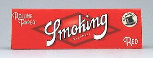メール便対応・燃焼速度最速。【Smoking】スモーキング 手巻きタバコ用 巻紙60枚入 No.8 レ...