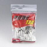 【PURE】ピュア レギュラー チャコール フィルター 手巻きタバコ用 120個入 直径約7.8mm 長さ約27mm 手巻きタバコ