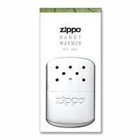 ZIPPO充填式カイロハンディウォーマー