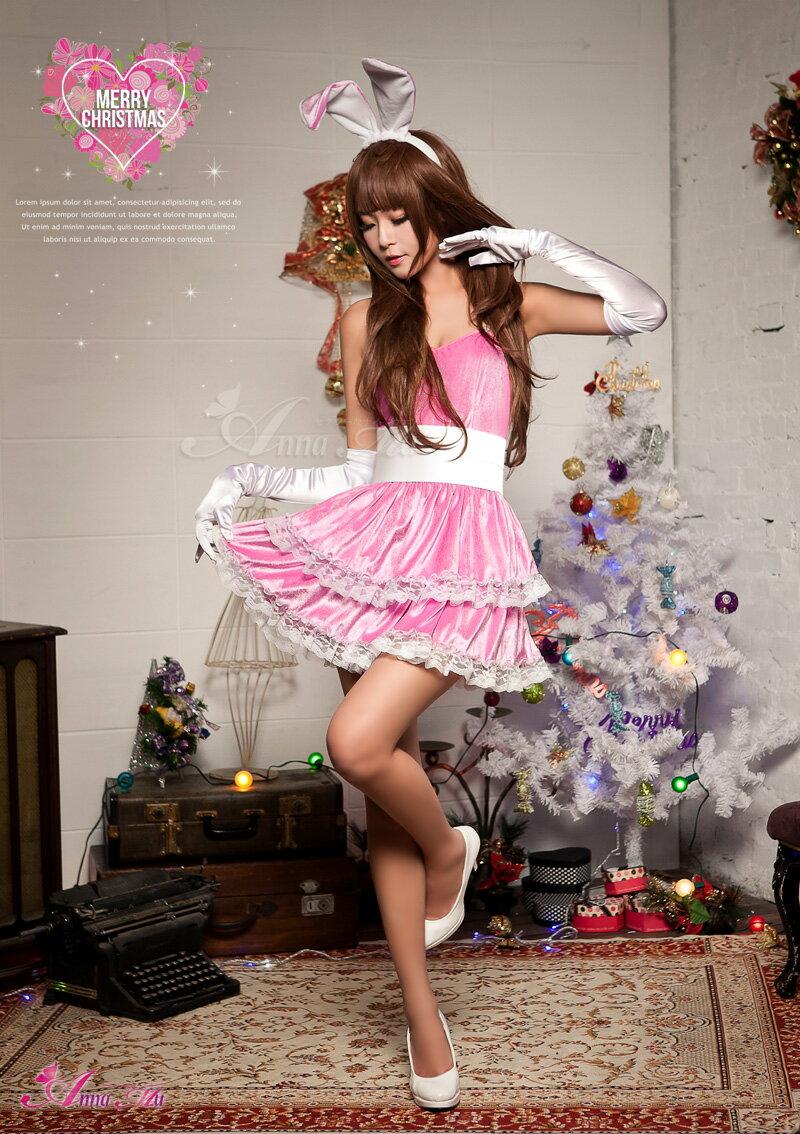 セクシーサンタコスプレクリスマス衣装ホワイトデー