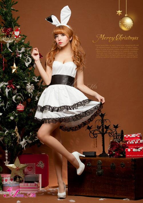 セクシーサンタコスプレクリスマス衣装