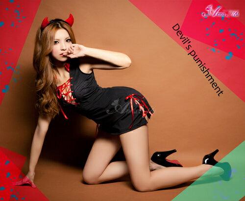 コスプレデビル悪魔魔女女性ハロウィンコスチューム女性衣装仮装ミニスカート赤黒大人コスコスプレ衣装cosコスチュームcostumeコスチュームハロウィンコスチュームハロウィンコスチュームハロウィンコスチュームコスチューム