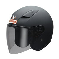 【NEWモデル】くまモンジェットヘルメットマットブラックくまモンバージョン