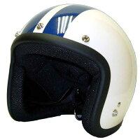 スモールジェットヘルメットIV/ネイビー2本ライン