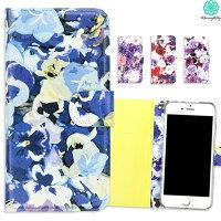 a5fca53807 スマホケース手帳型 全機種対応 花柄 iPhone7 手帳 ケース かわいい ピンク iphone8 iPhone7 アイフォン6s アイフォン6  iPhone se ケース Xperia アイフォンx iPhoneXs ...