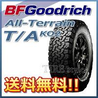 サマータイヤBFGOODRICHALL-TerrainT/AKO2LT265/65R17120/117SLREレイズドホワイトレター