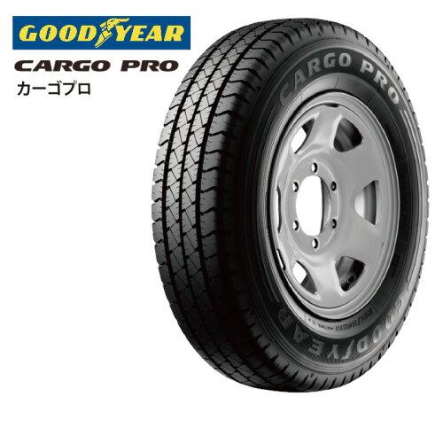 サマータイヤ GOODYEAR CARGO PRO 195/80R15 103/101L バン・小型トラック用