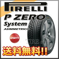 サマータイヤPIRELLI(ピレリ)PZEROSYSTEMASIMMETRICO335/35R17106Y乗用車用