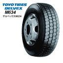 サマータイヤ TOYO TIRES DELVEX M634 195/70R17.5 112/110L バン・小型トラック用