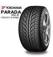 サマータイヤYOKOHAMA(ヨコハマ)PARADASpec-XPA02305/50R20120V4X4・SUV用