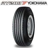 サマータイヤYOKOHAMA(ヨコハマ)RY208650R158PRチューブタイプ