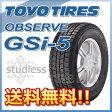 スタッドレスタイヤ TOYO TIRES OBSERVE GSi-5 265/70R16 112Q 4X4・SUV用