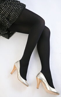 Color tights (black black) ♪ 1050 yen buying and selection in ♪ thick ladies stocking tights ladies!-z fs2gm