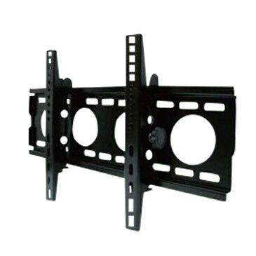 テレビ 壁掛け 金具 上下角度調整 20〜37インチ対応 VESA規格 液晶 プラズマテレビ 壁面距離極薄 薄型金具 HDL115B インテリア _87078