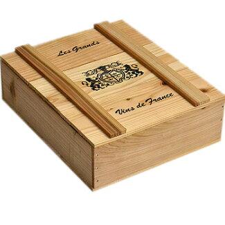 金賞ボルドー木箱