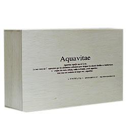 アクアヴィタエオリジナル木箱2本