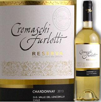 クレマスキ・フルロッティシャルドネレゼルバチリ白ワイン