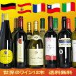 ジ・アクアヴィタエ デイリーワインセット フランス イタリア スペイン ドイツ チリ 世界のワインを飲み比べセット販売 送料無料wine wineset